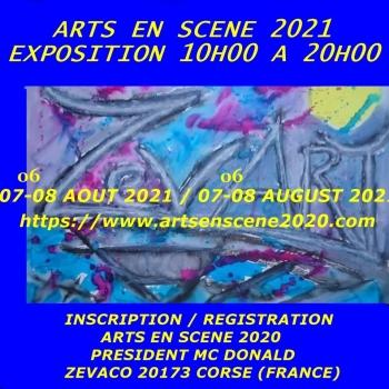 Art en Scène 2021