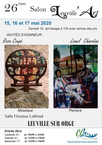 Salon d'Art de Leuville