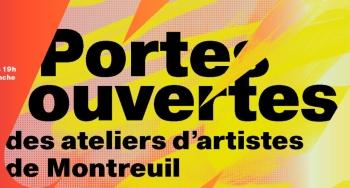 Portes ouvertes des ateliers d'artistes - Montreuil