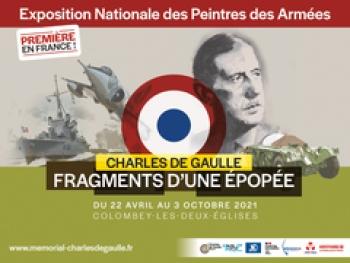 Charles de Gaulle, fragments d'une épopée