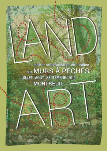 Land Art aux Murs-à-Pêches