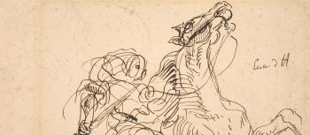 Dans le secret des grands décors d'Eugène Delacroix