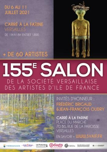 155e Salon des Artistes d'Ile de France