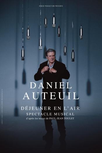 DANIEL AUTEUIL DEJEUNER EN L'AIR