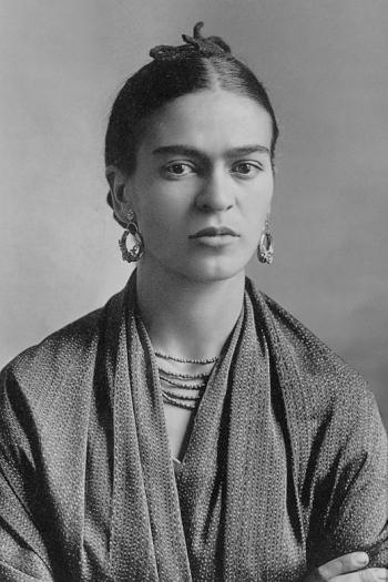 Le Regard d'une artiste, Frida Kahlo