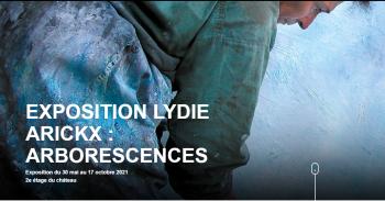 LYDIE ARICKX AU CHÂTEAU DE CHAMBORD