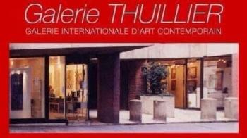 Nouvelle exposition Galerie Thuillier