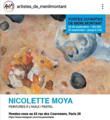 NICOLETTE MOYA