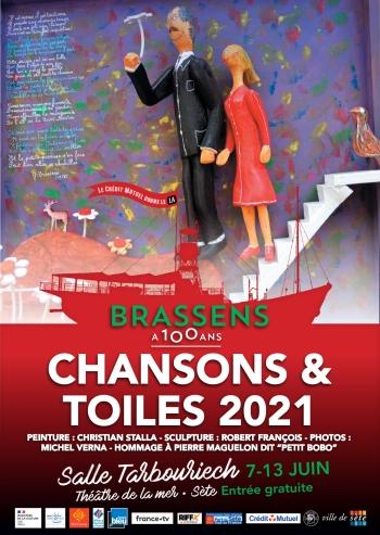 Chansons et Toiles 2021