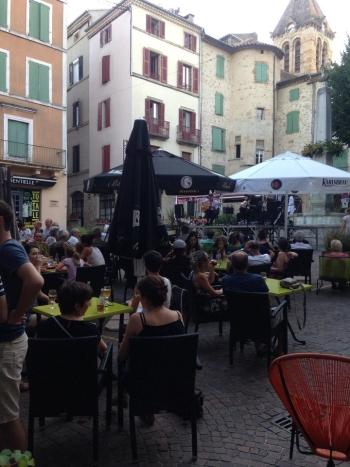 Café des Tilleuls